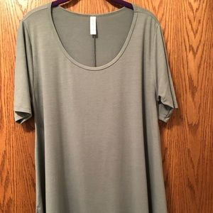 Lularoe Perfect T-Size Large